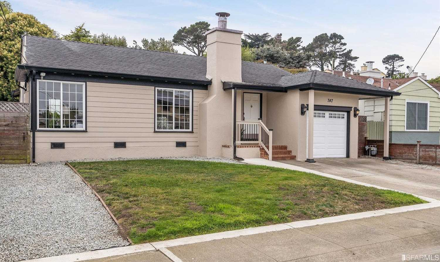 747 Larchmont Drive Daly City, CA 94015