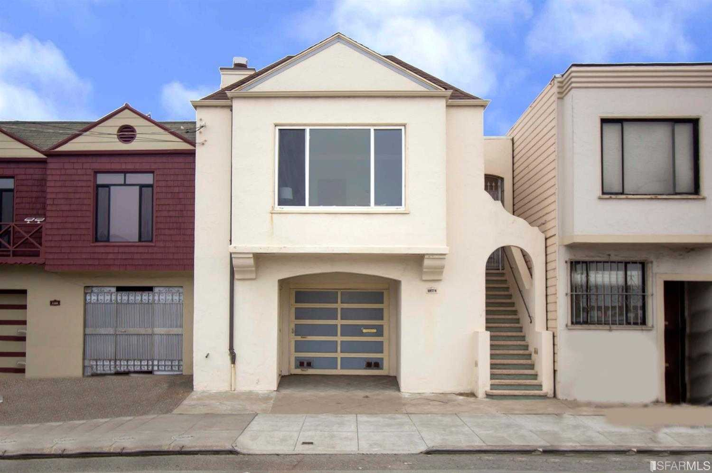 1390 41st Avenue San Francisco, CA 94122