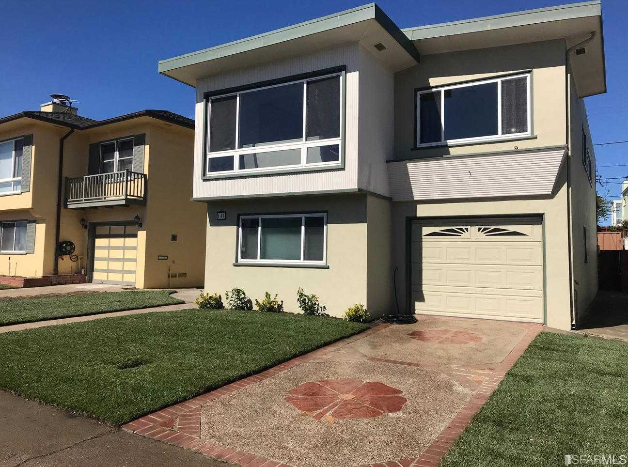 $979,888 - 3Br/2Ba -  for Sale in Daly City