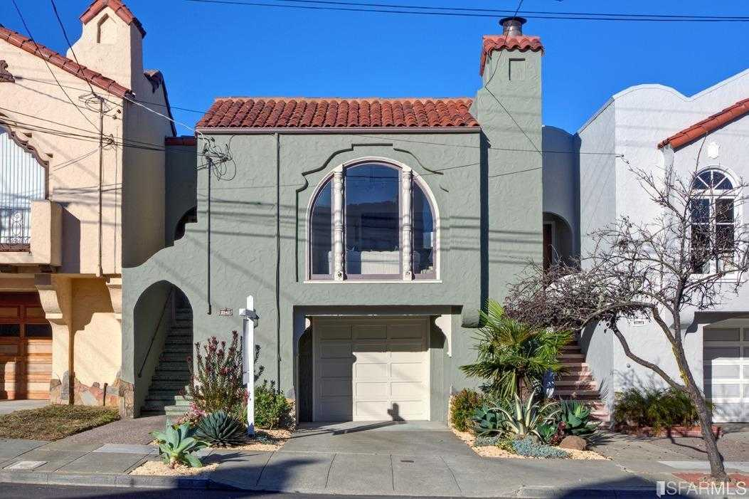 2643 18th Ave San Francisco, CA 94116