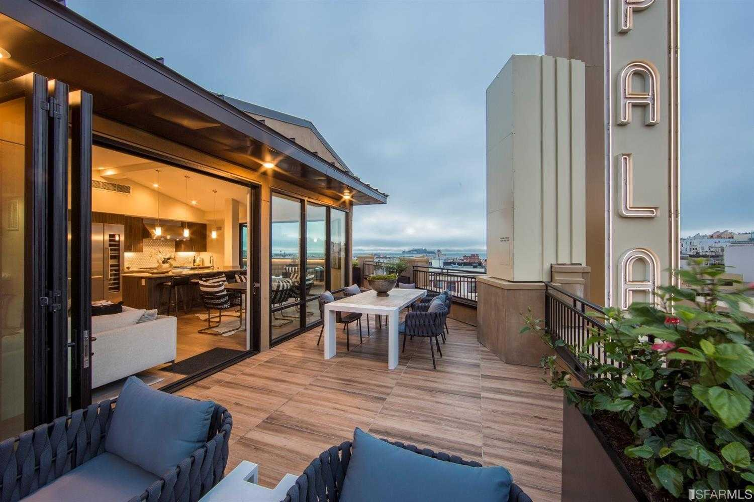 $6,800,000 - 3Br/4Ba -  for Sale in San Francisco