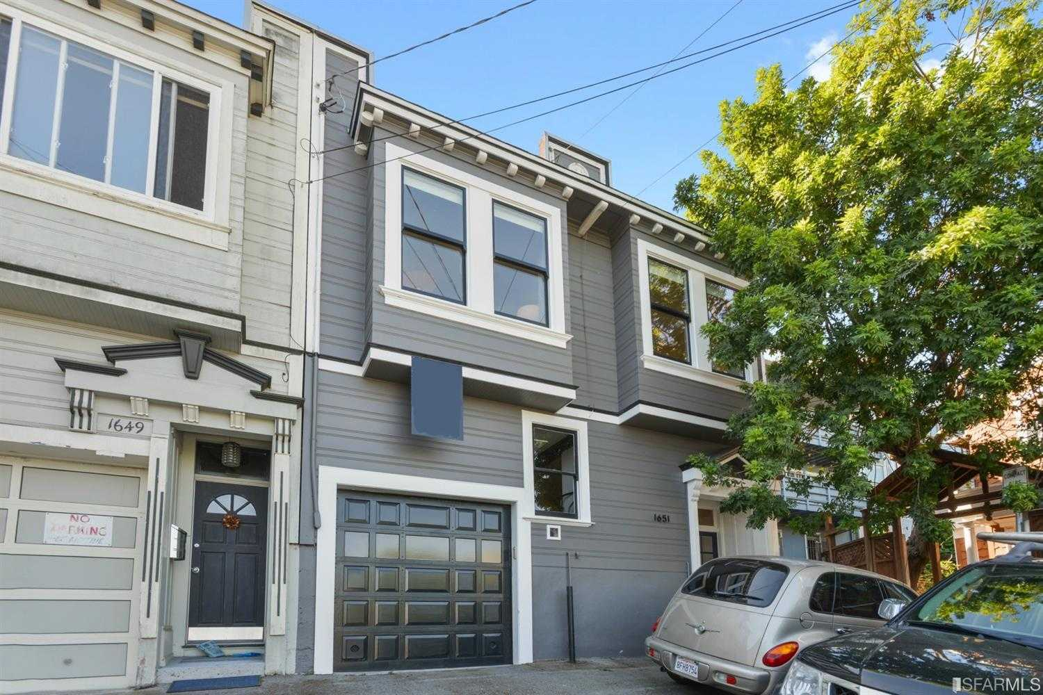 $1,595,000 - 3Br/1Ba -  for Sale in San Francisco