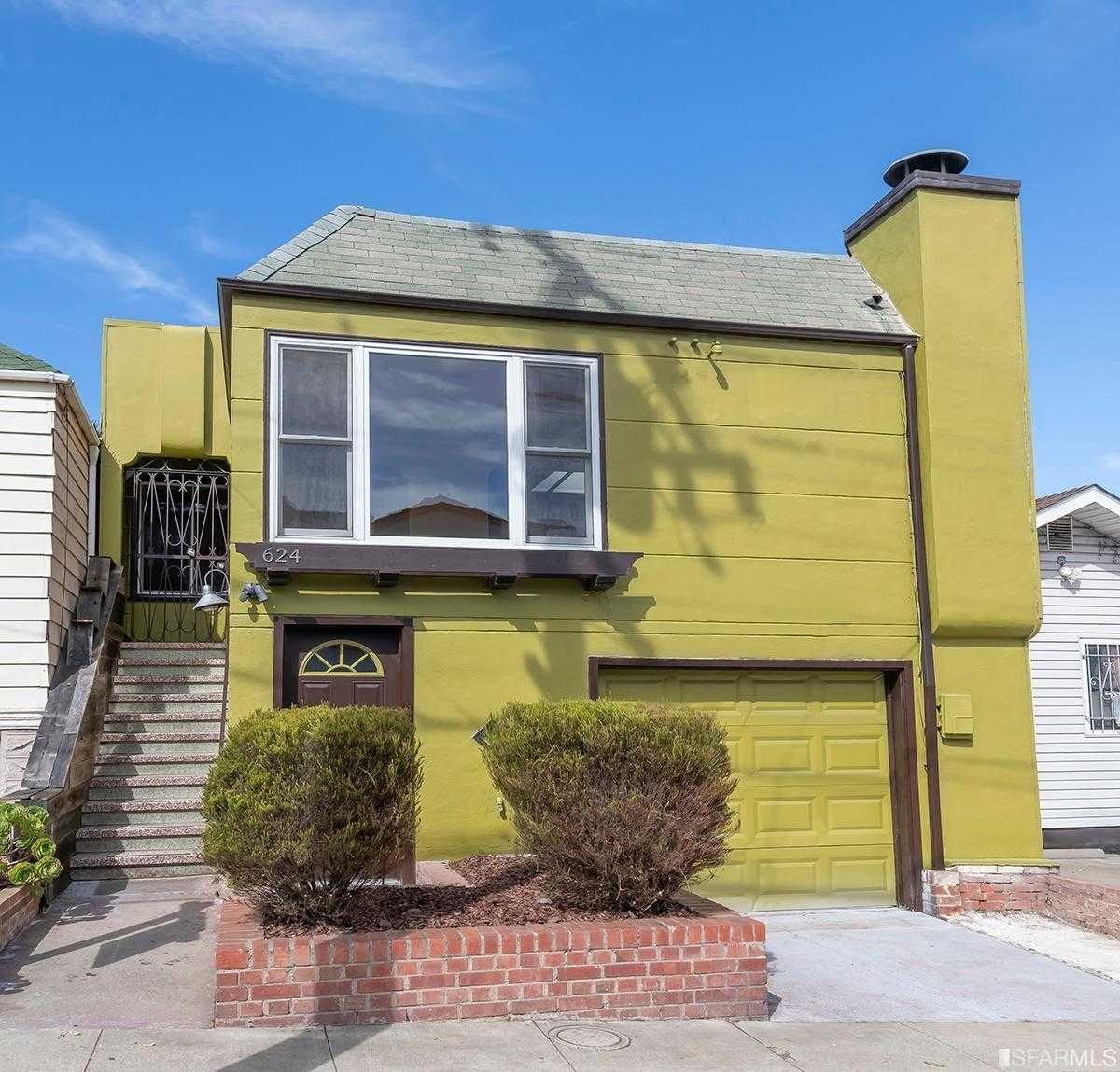 624 Bellevue Avenue Daly City, CA 94014