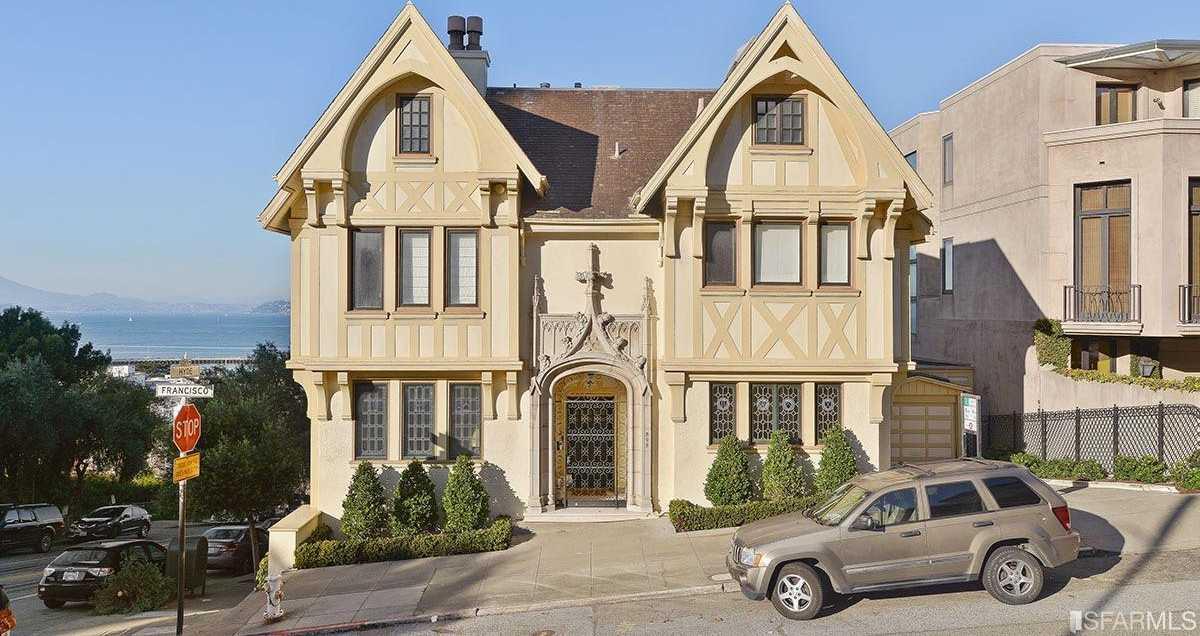 $10,950,000 - 6Br/7Ba -  for Sale in San Francisco