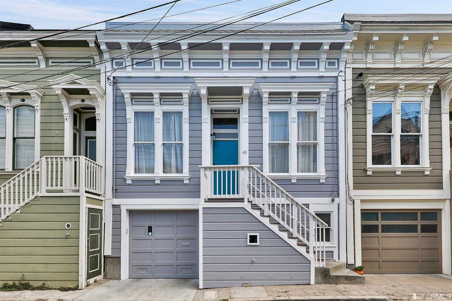 43 Lucky St San Francisco, CA 94110