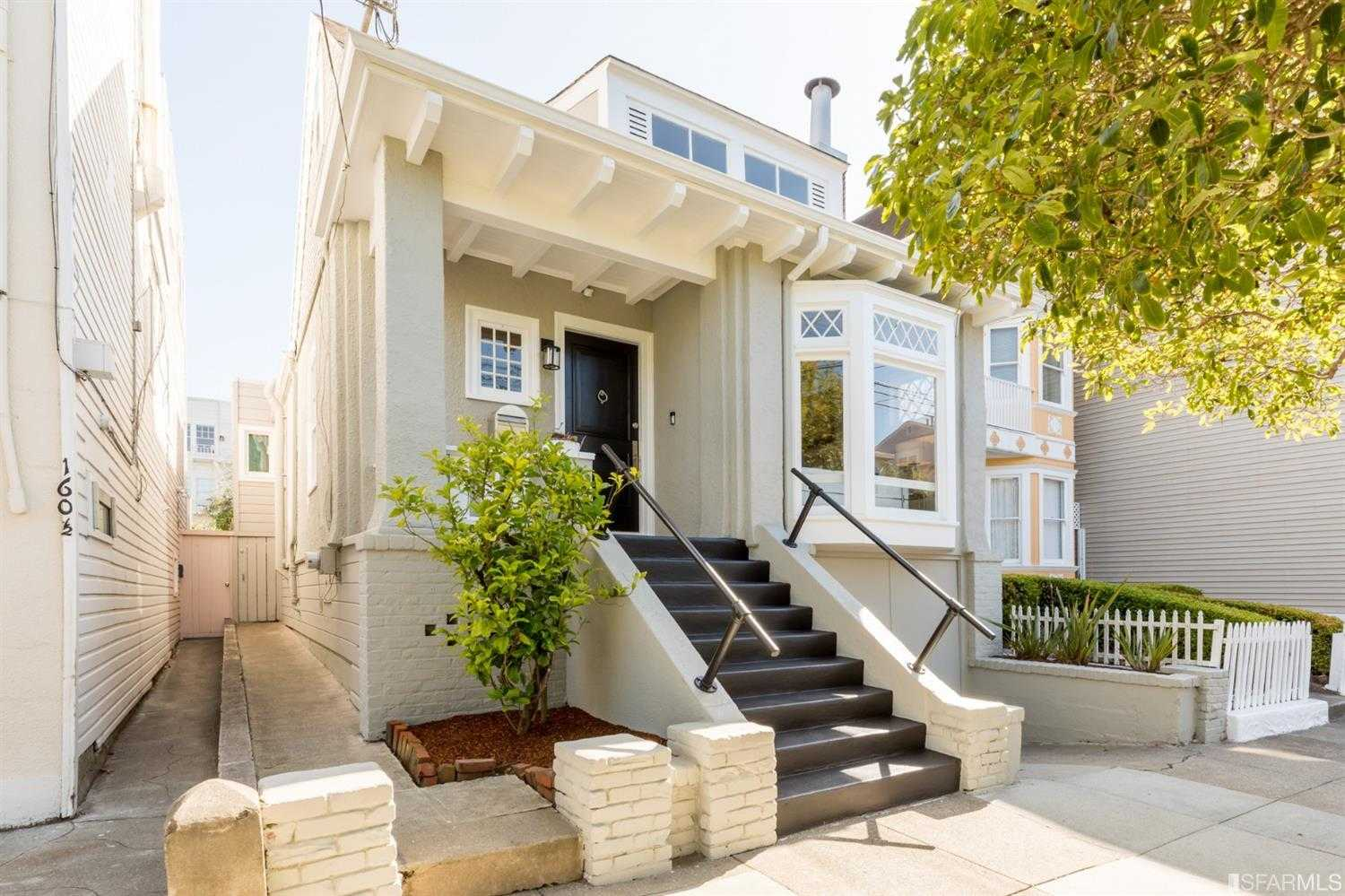 $1,749,000 - 2Br/1Ba -  for Sale in San Francisco
