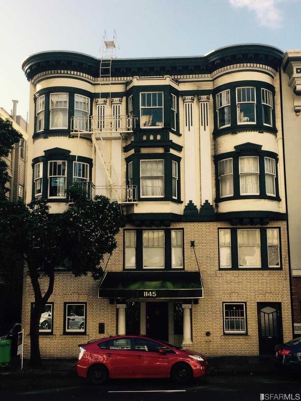 1145 Pine Unit 26 San Francisco, CA 94109