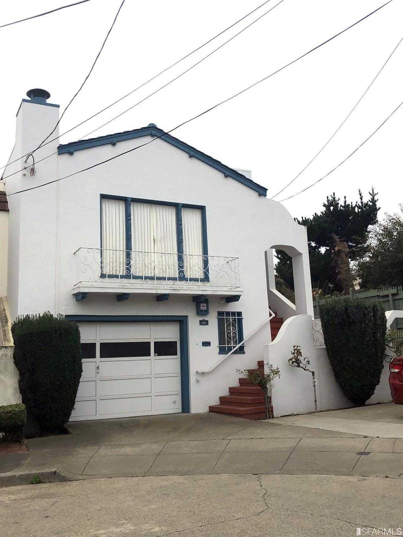 151 Navajo Ave San Francisco, CA 94112