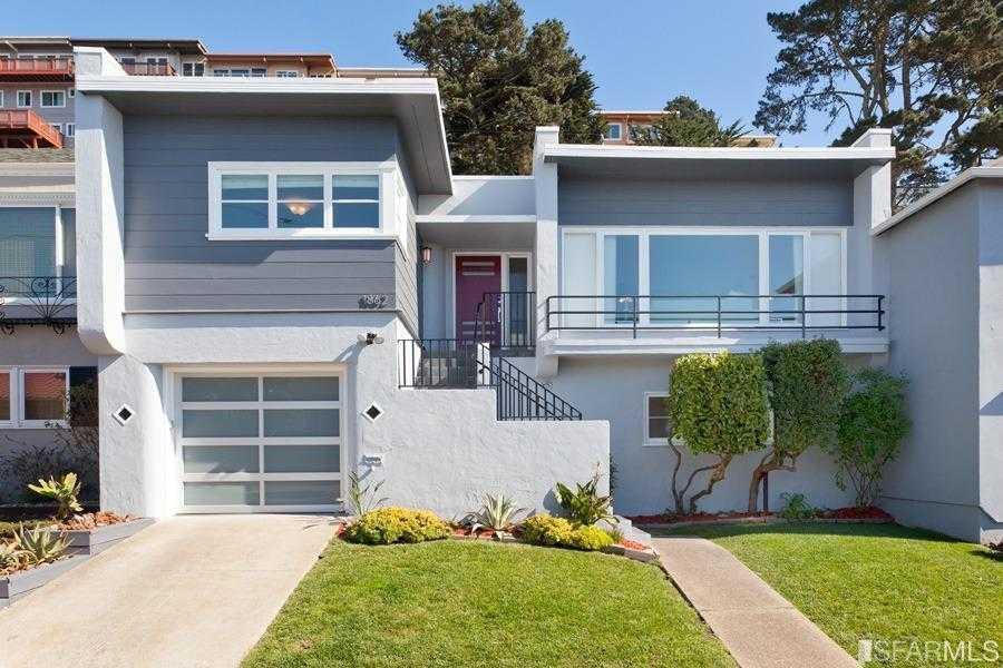 1862 15th Avenue San Francisco, CA 94122