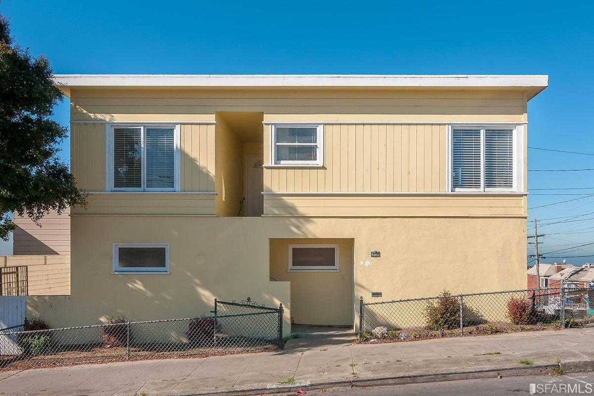 $1,299,000 - 4Br/3Ba -  for Sale in San Francisco