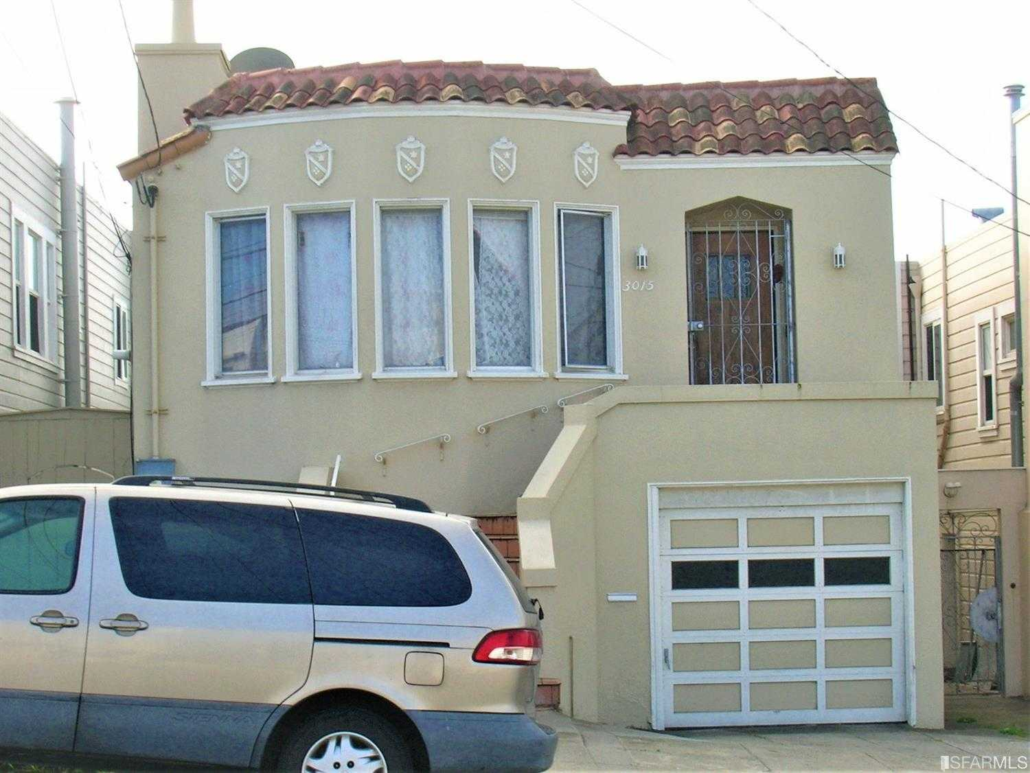 $1,389,000 - 5Br/3Ba -  for Sale in San Francisco