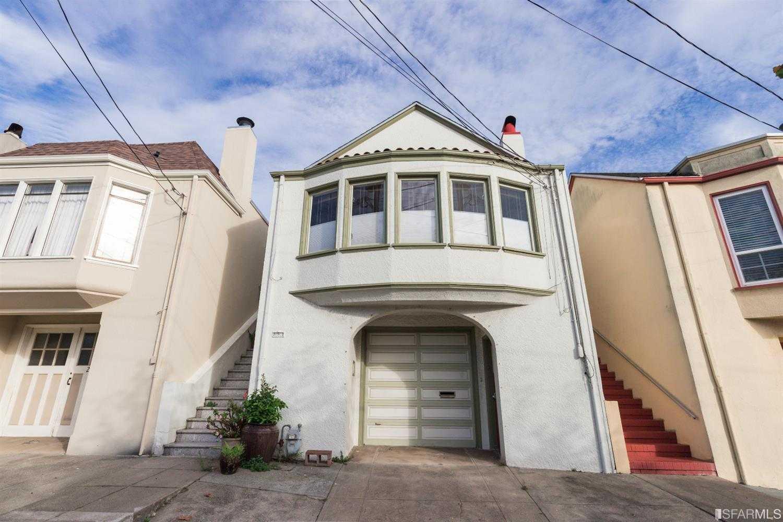 $1,500,000 - 4Br/2Ba -  for Sale in San Francisco