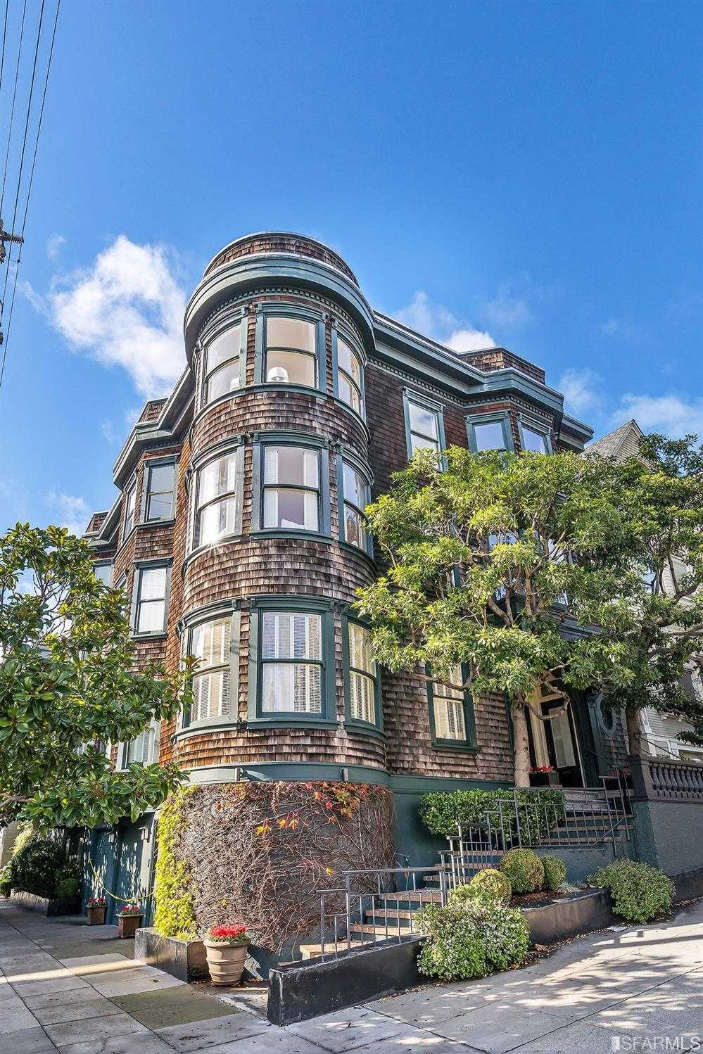 $2,495,000 - 3Br/2Ba -  for Sale in San Francisco