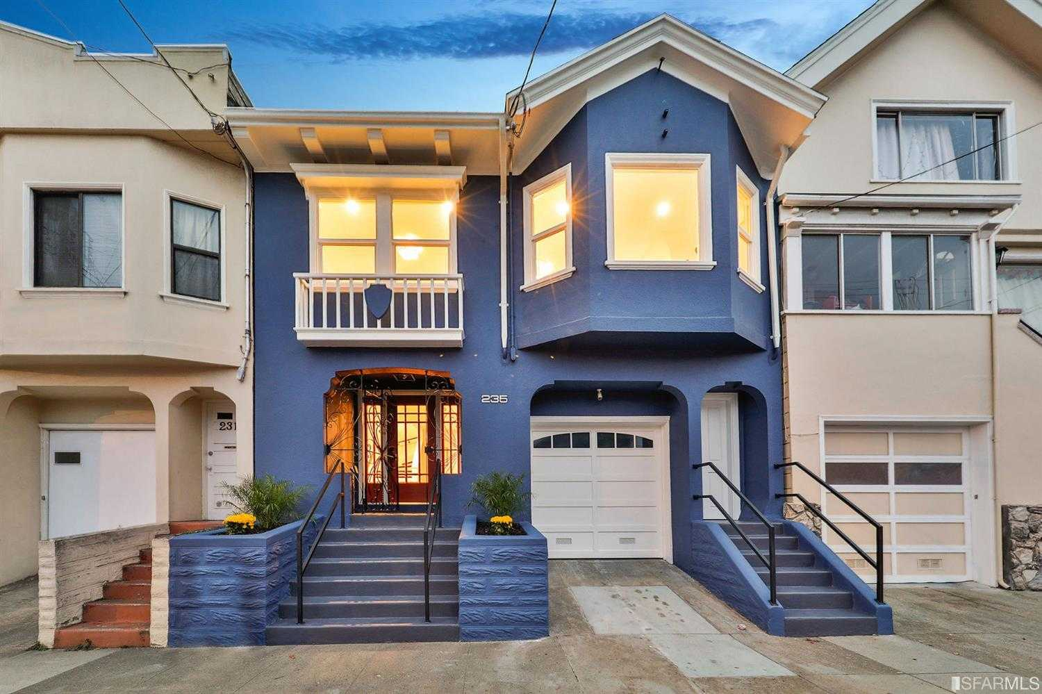 $1,099,950 - 4Br/5Ba -  for Sale in San Francisco