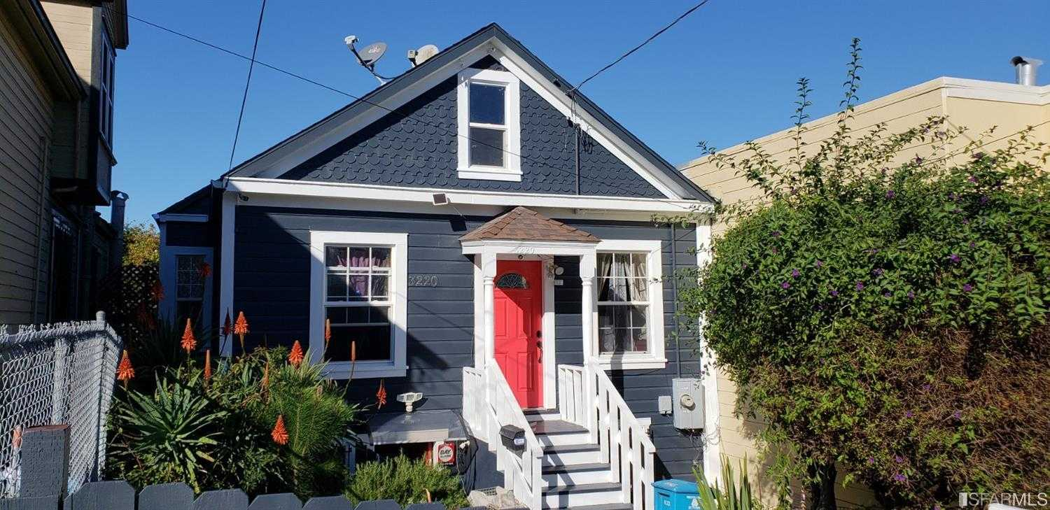 $849,000 - 5Br/3Ba -  for Sale in San Francisco