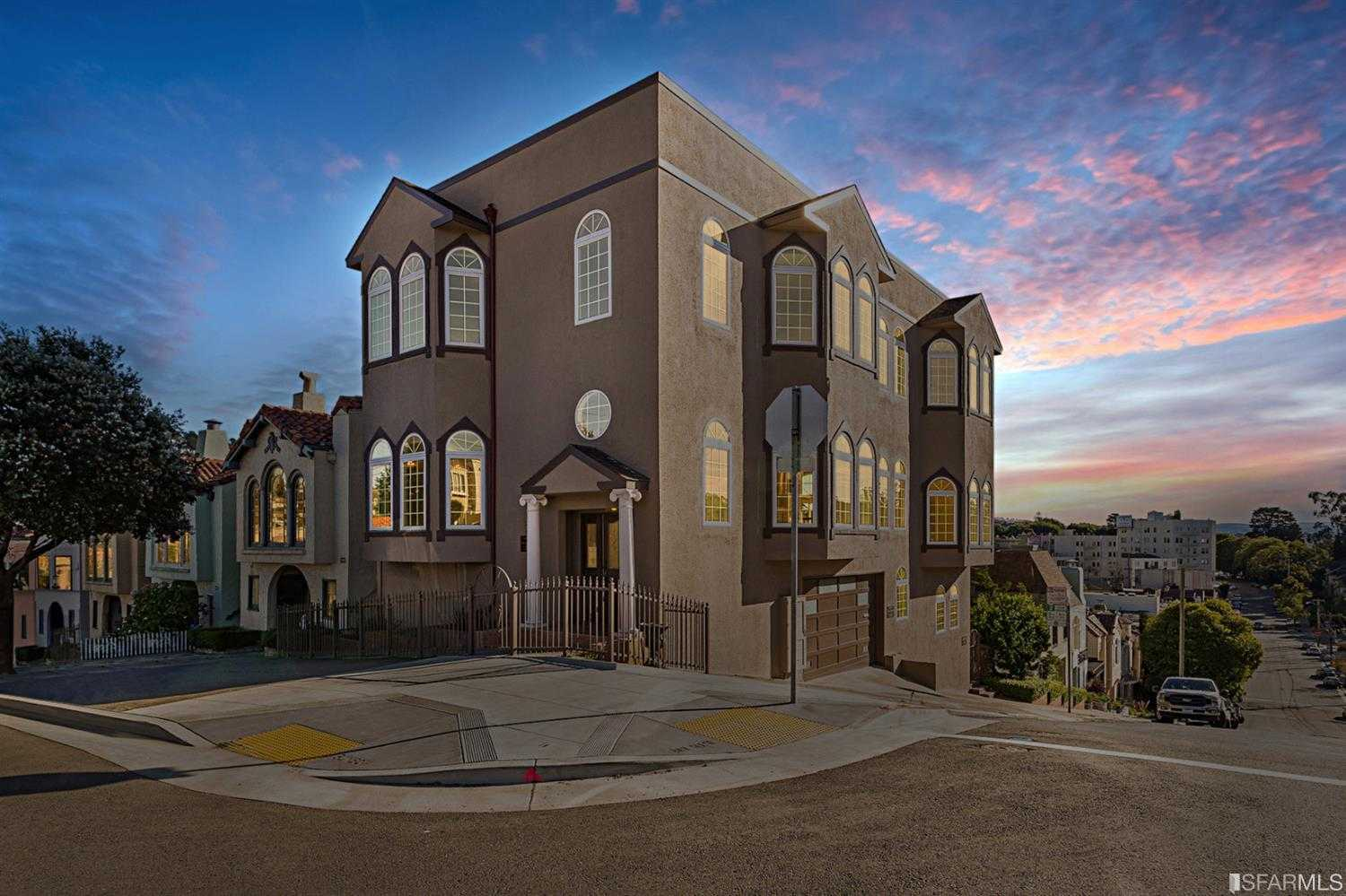 $2,795,000 - 4Br/3Ba -  for Sale in San Francisco