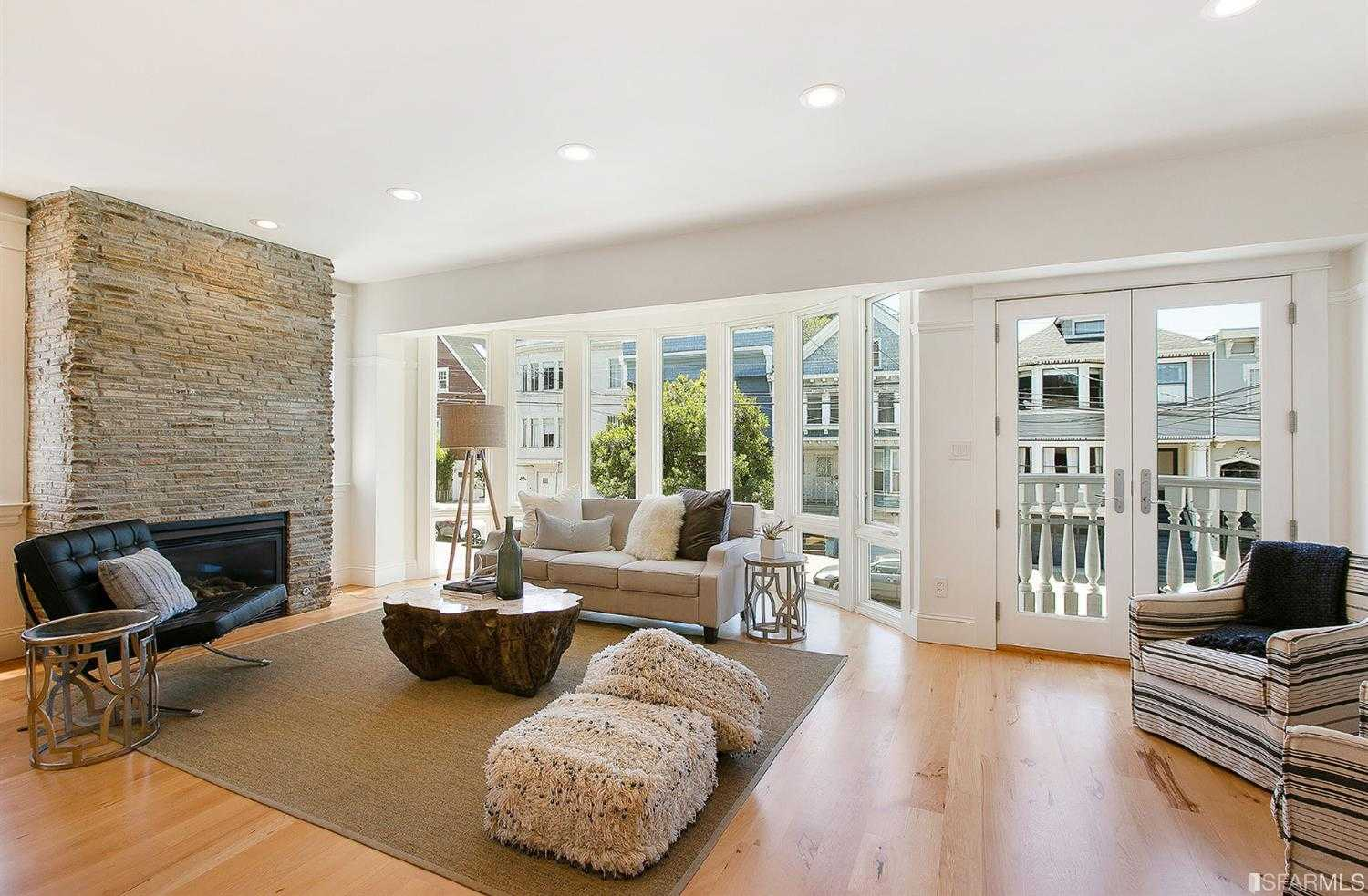 $1,999,000 - 4Br/3Ba -  for Sale in San Francisco