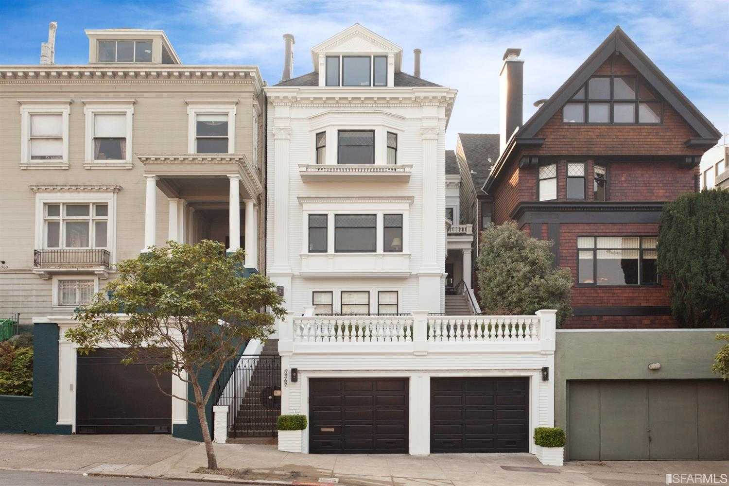 $8,950,000 - 5Br/5Ba -  for Sale in San Francisco