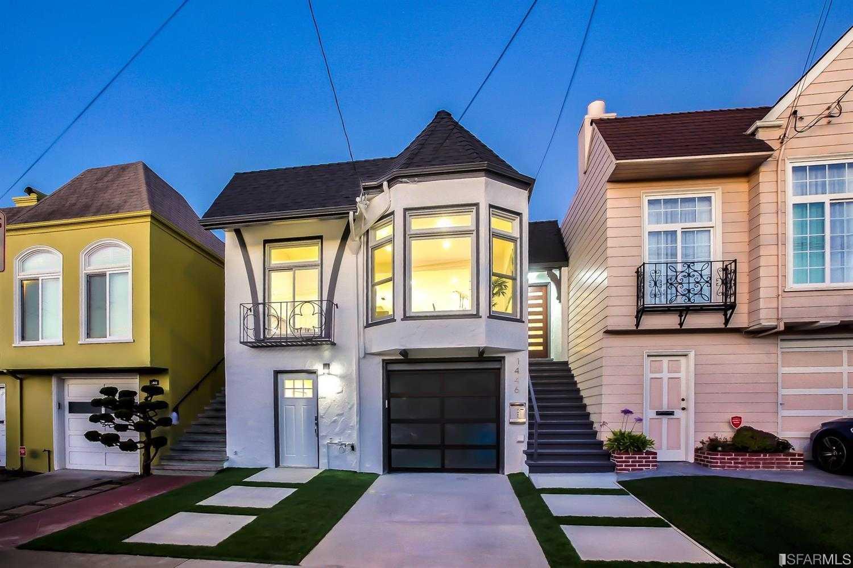 $1,588,000 - 4Br/4Ba -  for Sale in San Francisco