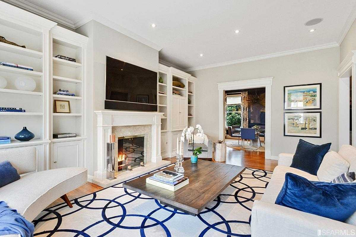 $2,850,000 - 4Br/3Ba -  for Sale in San Francisco