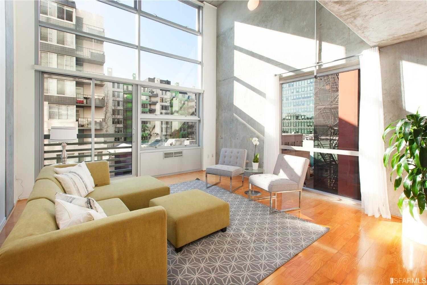 $1,098,000 - 1Br/2Ba -  for Sale in San Francisco
