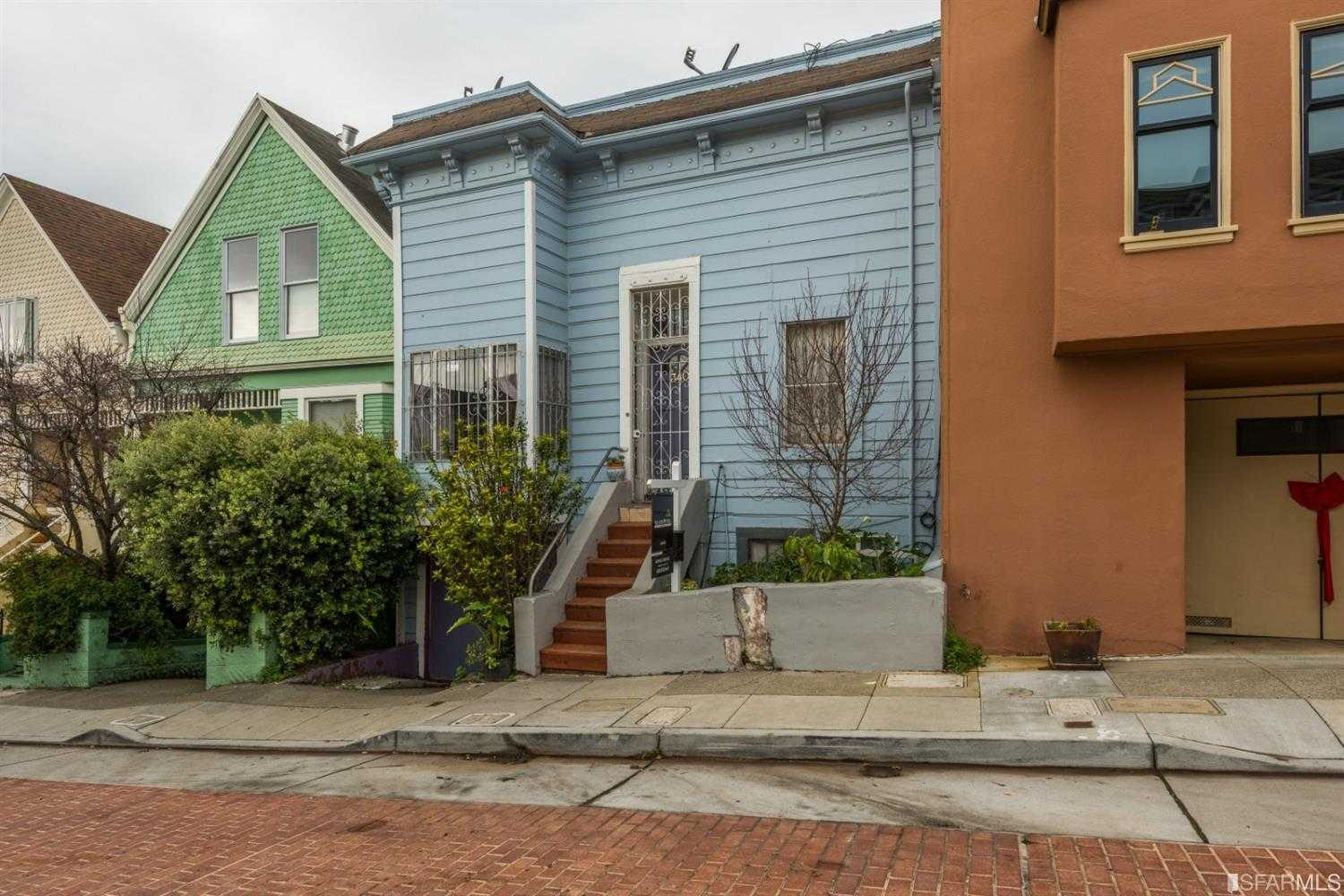 $928,000 - 2Br/1Ba -  for Sale in San Francisco