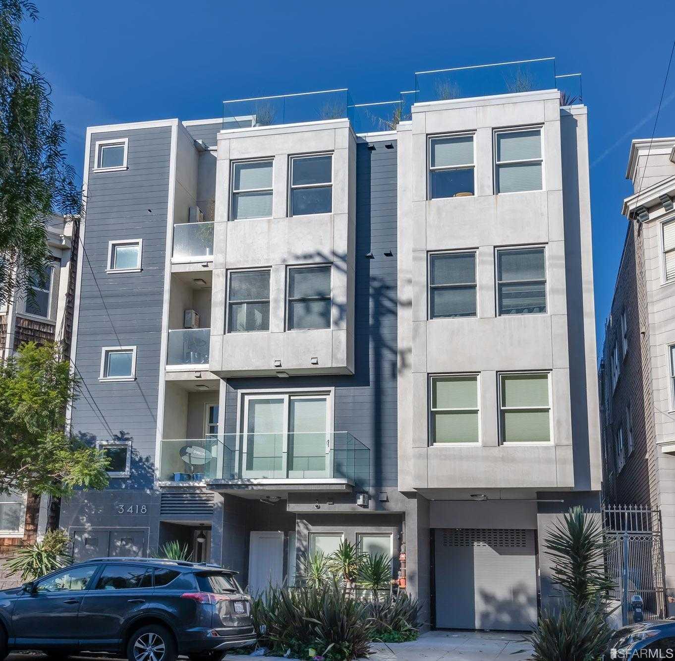 3418  26th Street San Francisco, CA 94110