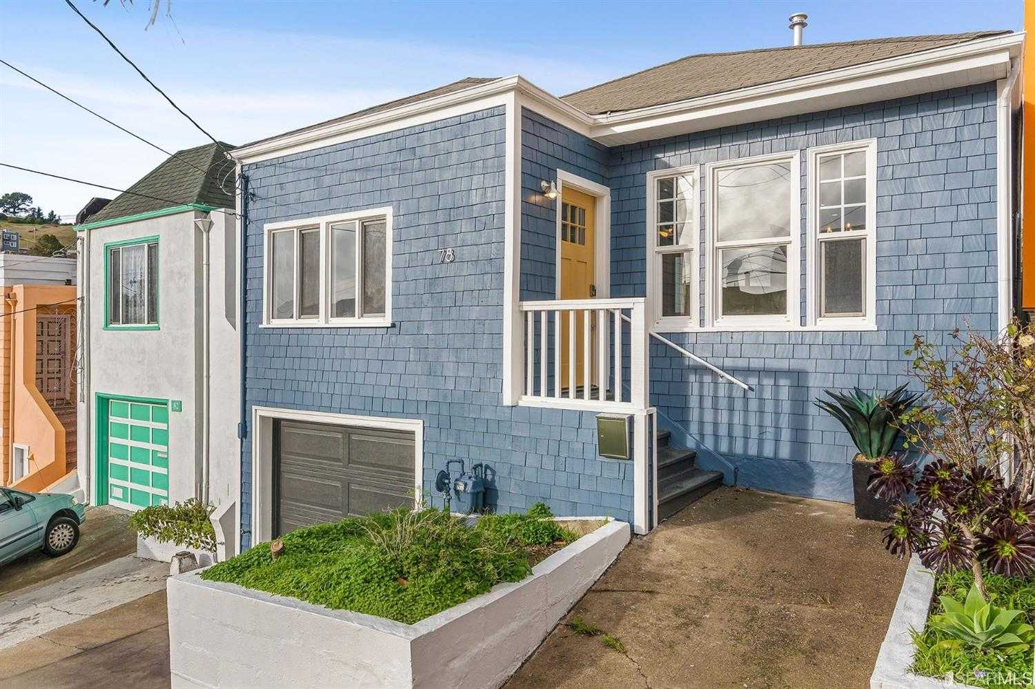 $795,000 - 2Br/1Ba -  for Sale in San Francisco