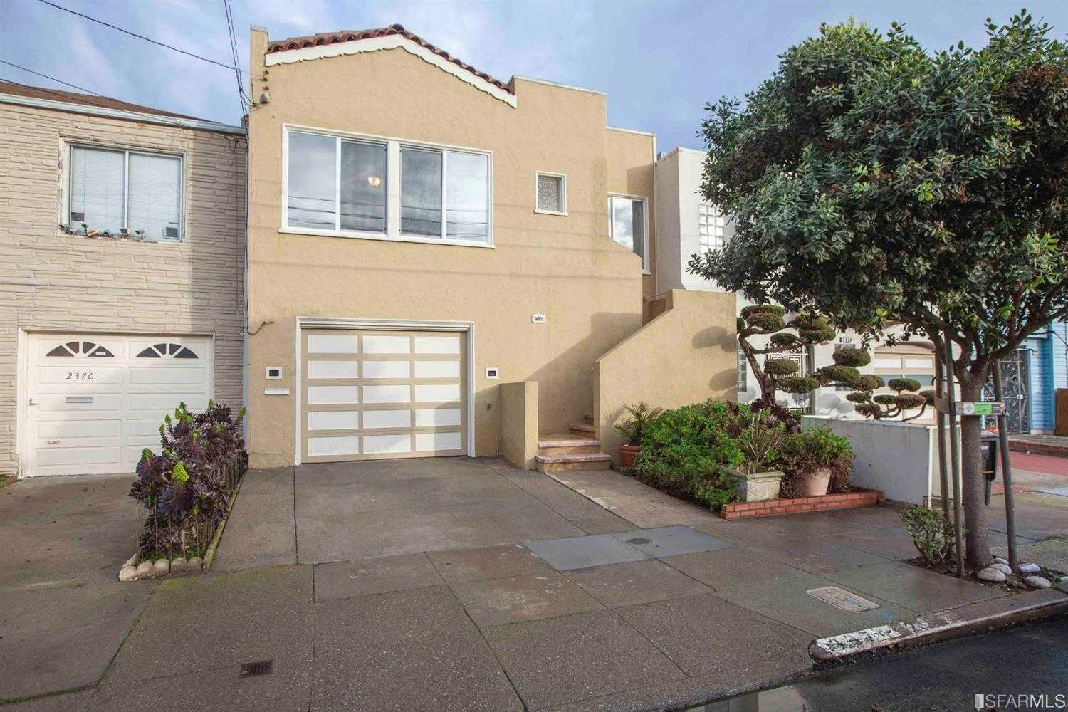 $899,000 - 2Br/1Ba -  for Sale in San Francisco