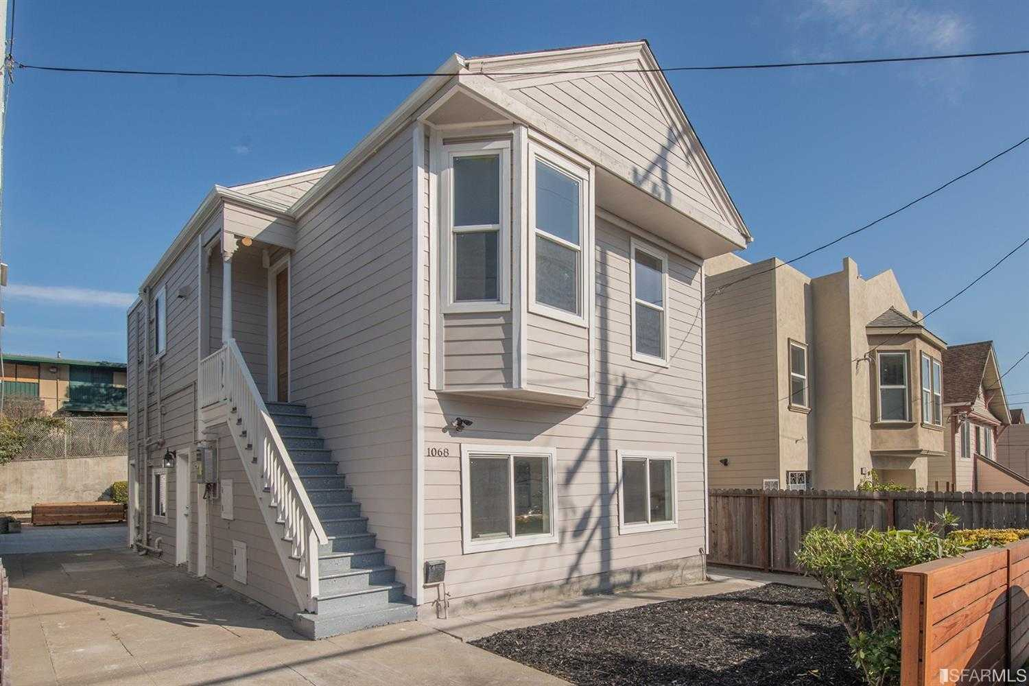 $998,000 - 6Br/3Ba -  for Sale in San Francisco