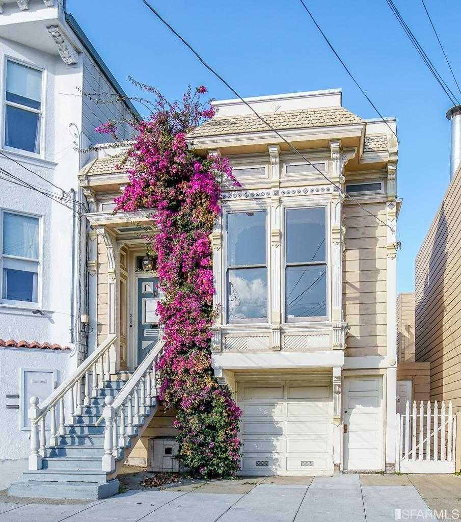 $1,695,000 - 1Br/1Ba -  for Sale in San Francisco