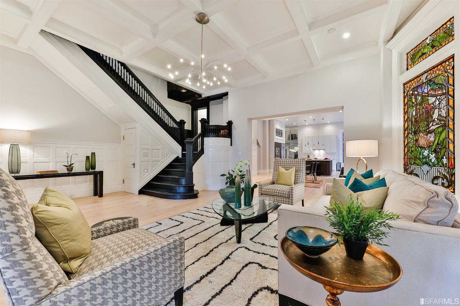 $5,995,000 - 5Br/8Ba -  for Sale in San Francisco