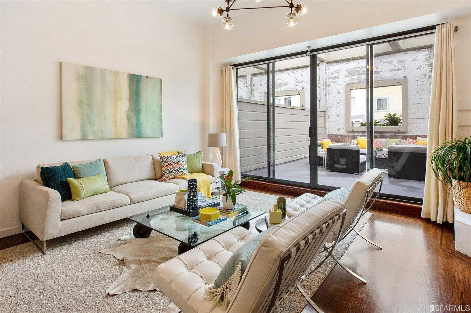 $1,049,000 - 1Br/2Ba -  for Sale in San Francisco