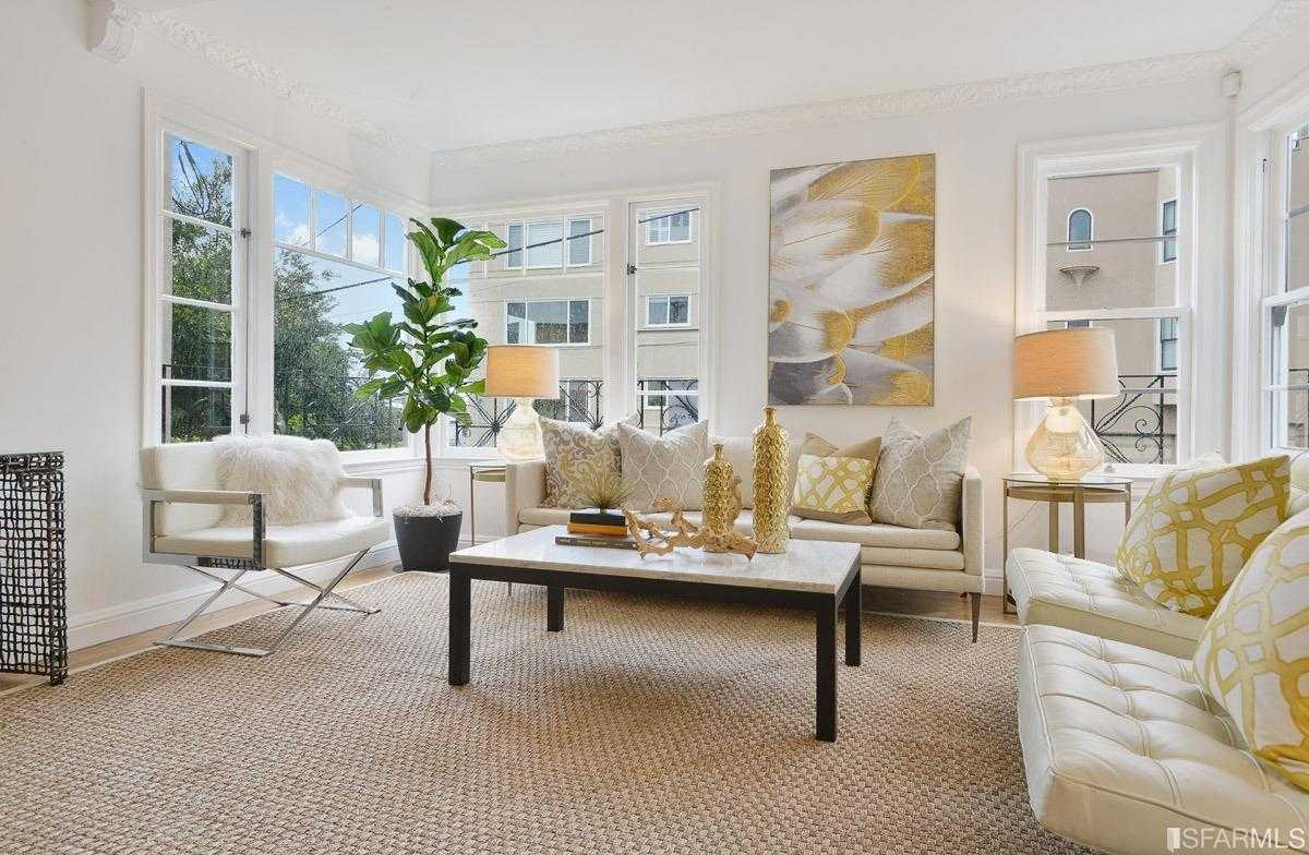 $2,239,500 - 3Br/2Ba -  for Sale in San Francisco