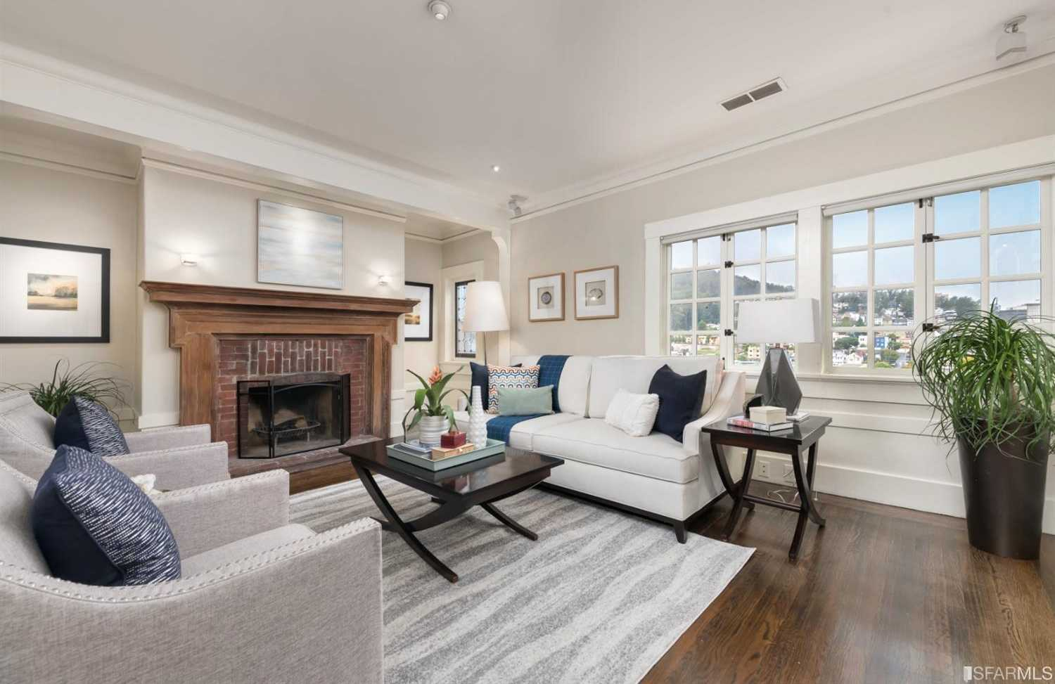 $1,550,000 - 2Br/1Ba -  for Sale in San Francisco