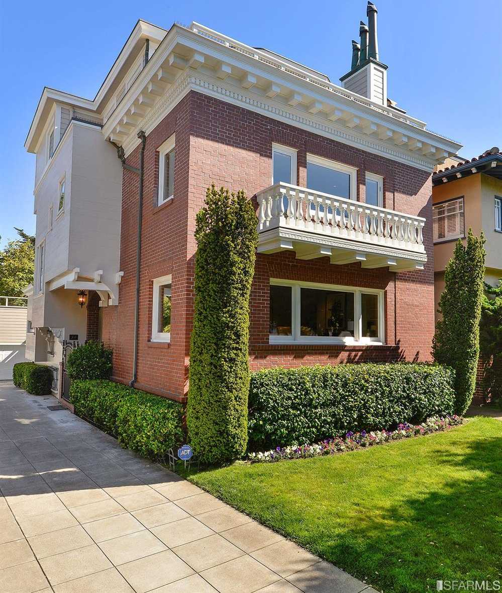 $6,800,000 - 5Br/6Ba -  for Sale in San Francisco