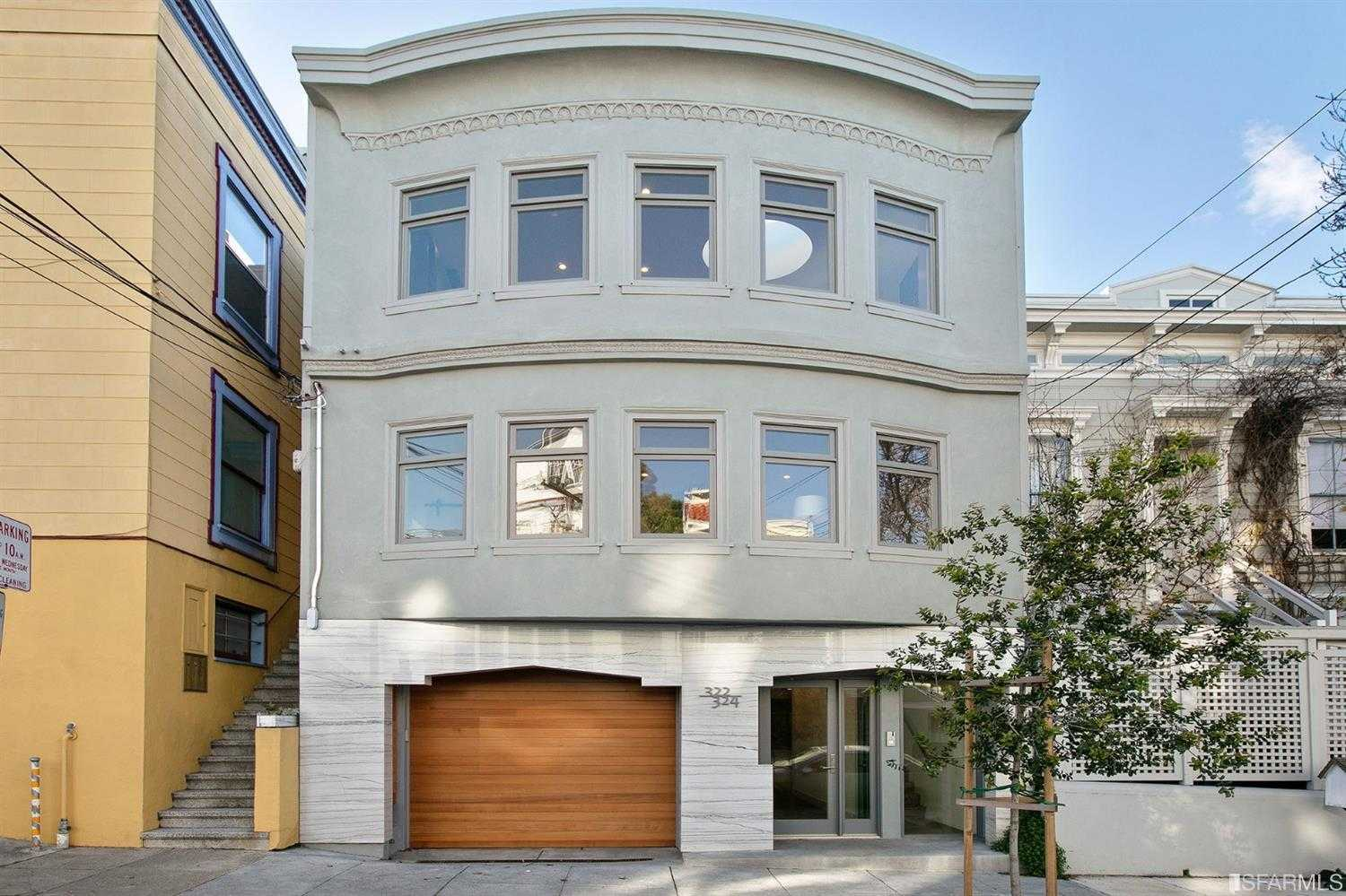 $6,795,000 - 5Br/6Ba -  for Sale in San Francisco
