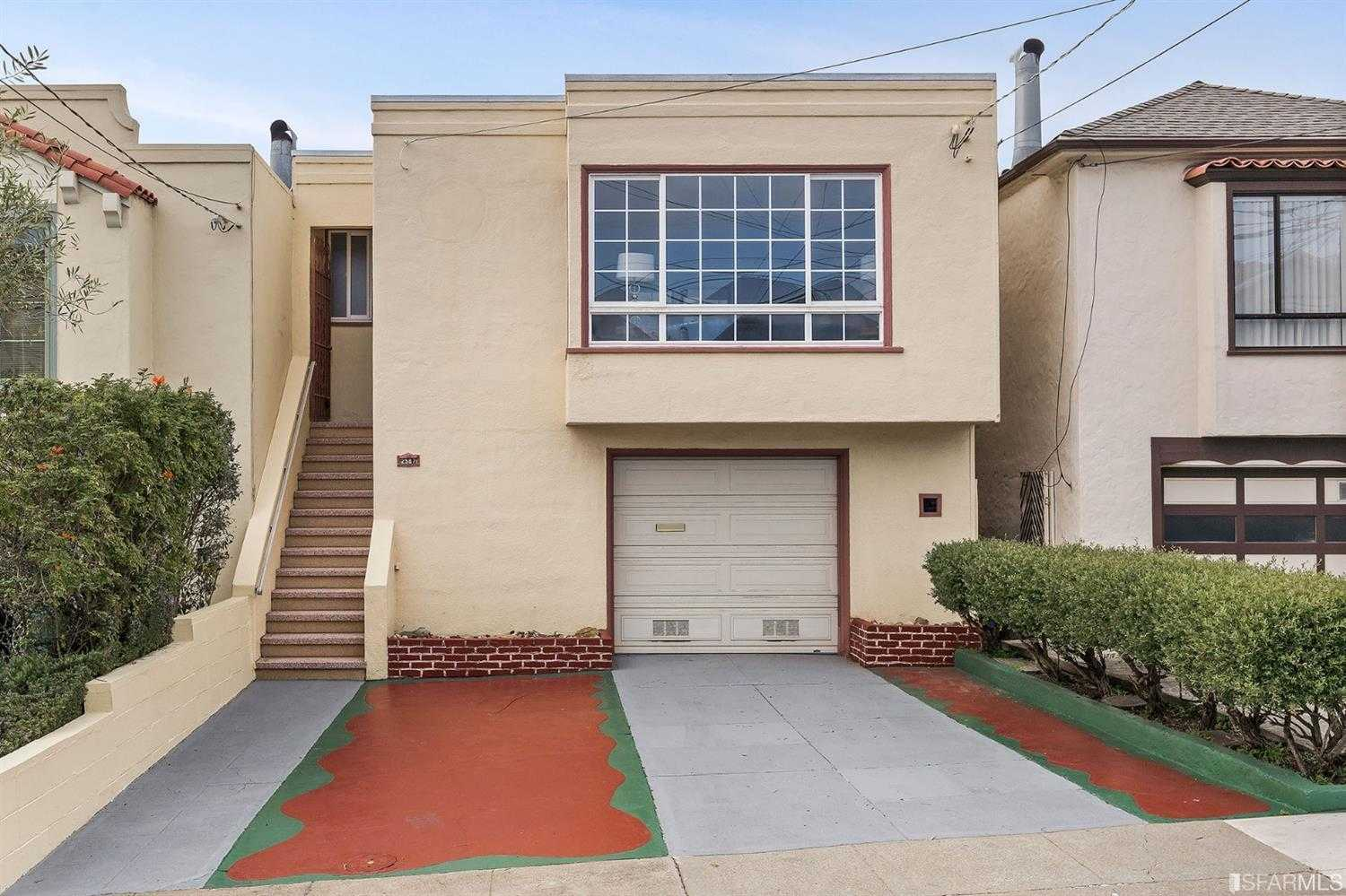 $868,000 - 1Br/1Ba -  for Sale in San Francisco