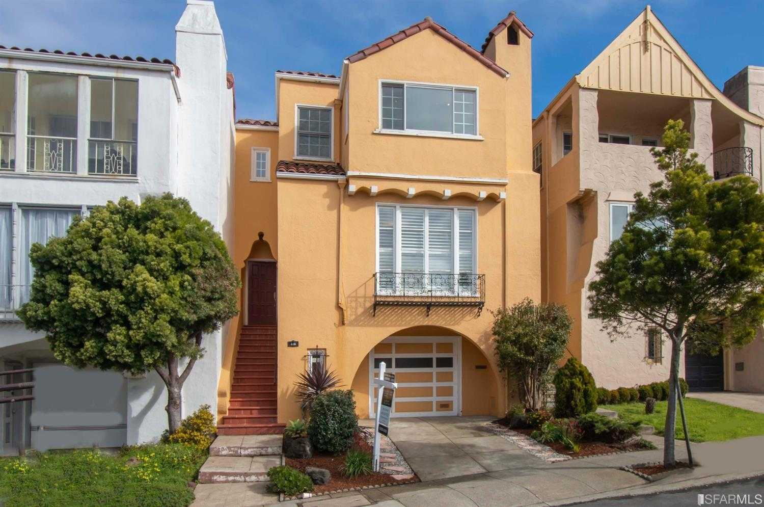 $2,299,000 - 4Br/3Ba -  for Sale in San Francisco