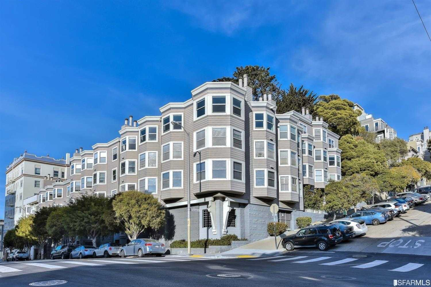 1380 Greenwich St Apt 203 San Francisco, CA 94109