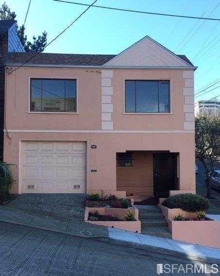 $1,200,000 - 2Br/1Ba -  for Sale in San Francisco