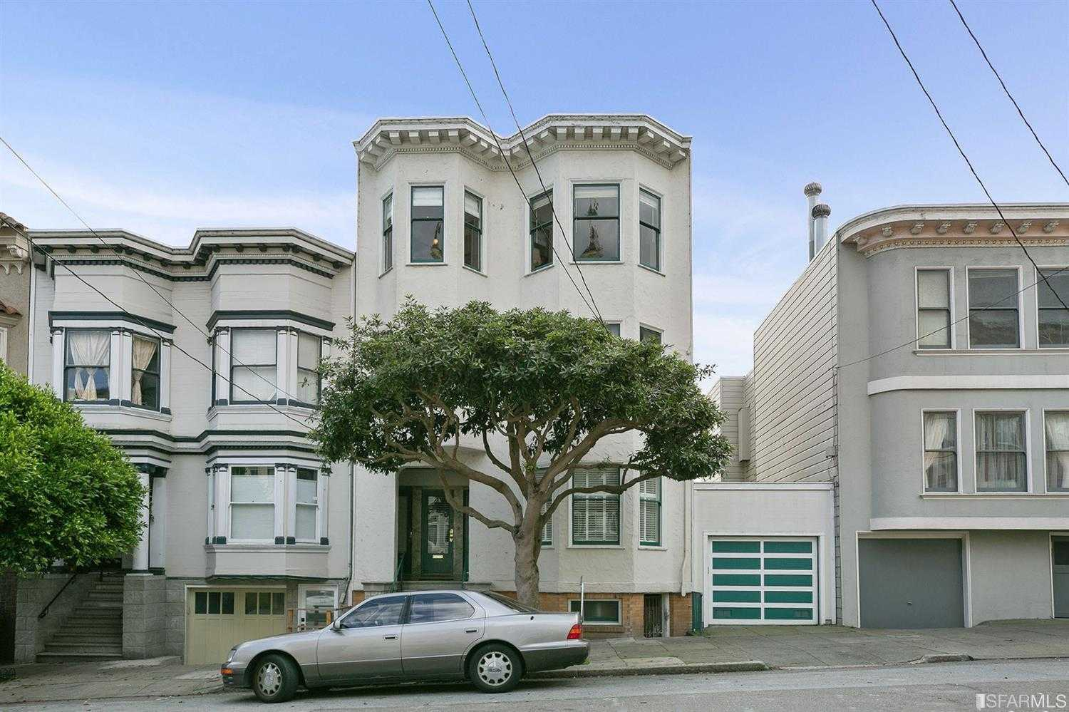 $1,495,000 - 3Br/1Ba -  for Sale in San Francisco
