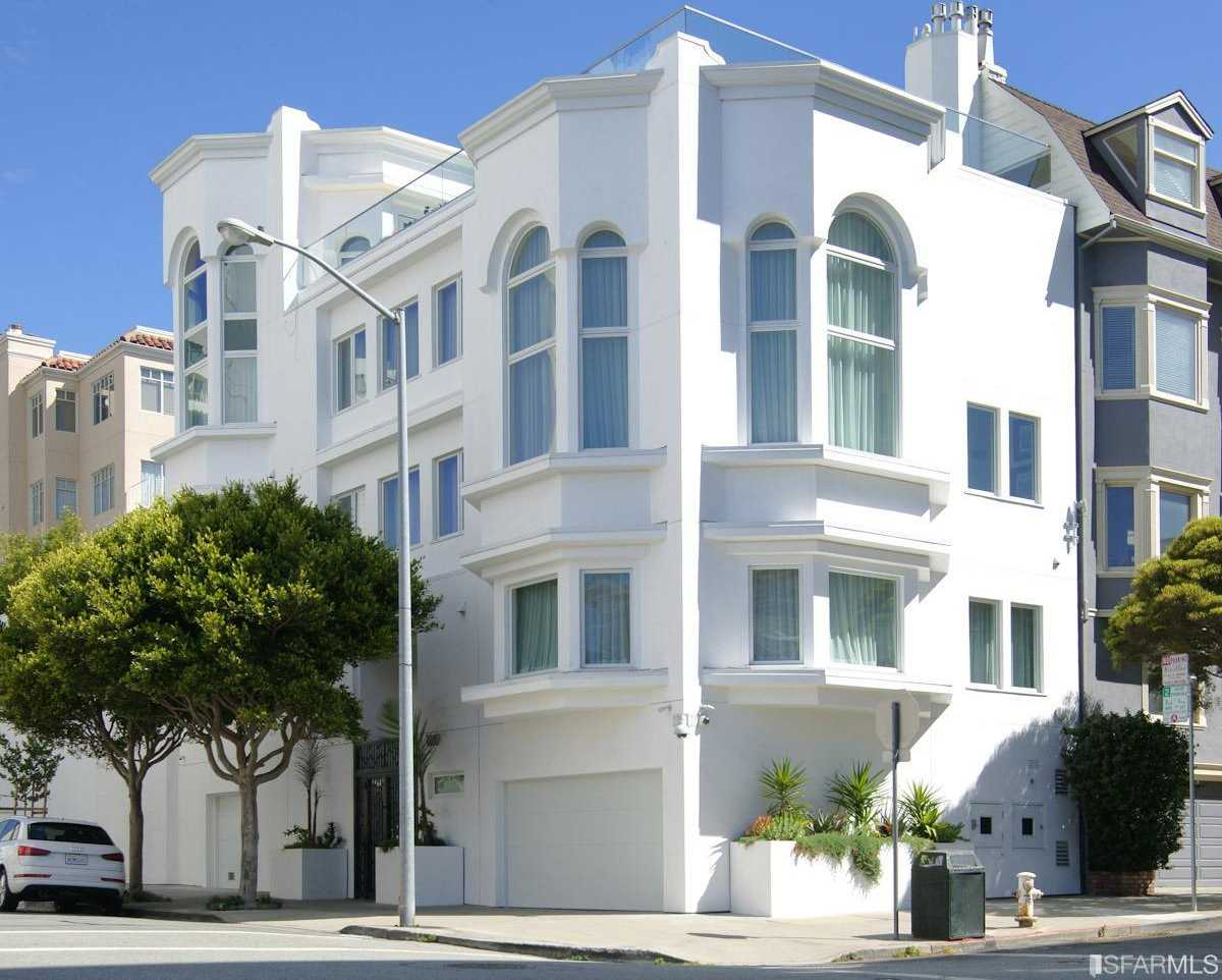 $10,900,000 - 5Br/8Ba -  for Sale in San Francisco