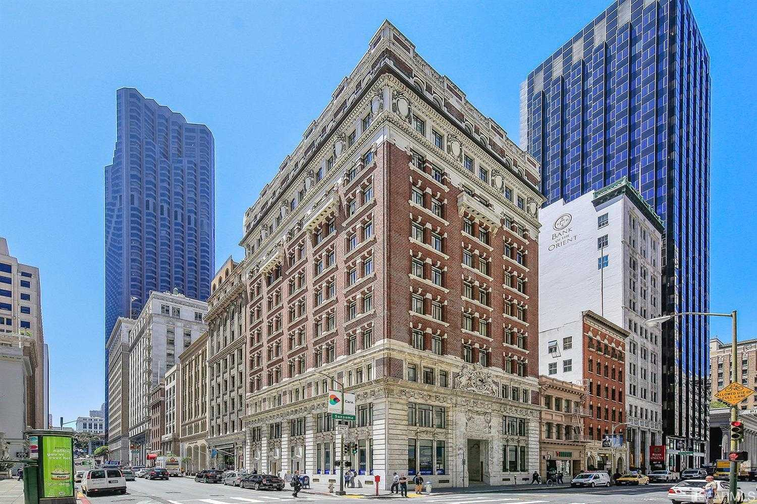 201 Sansome St Unit 205 San Francisco, CA 94104
