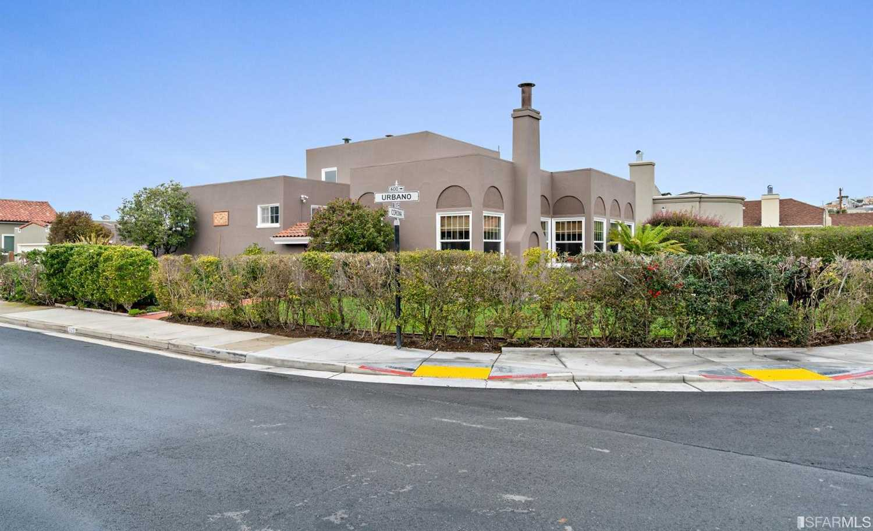 535 Urbano Drive San Francisco, CA 94127