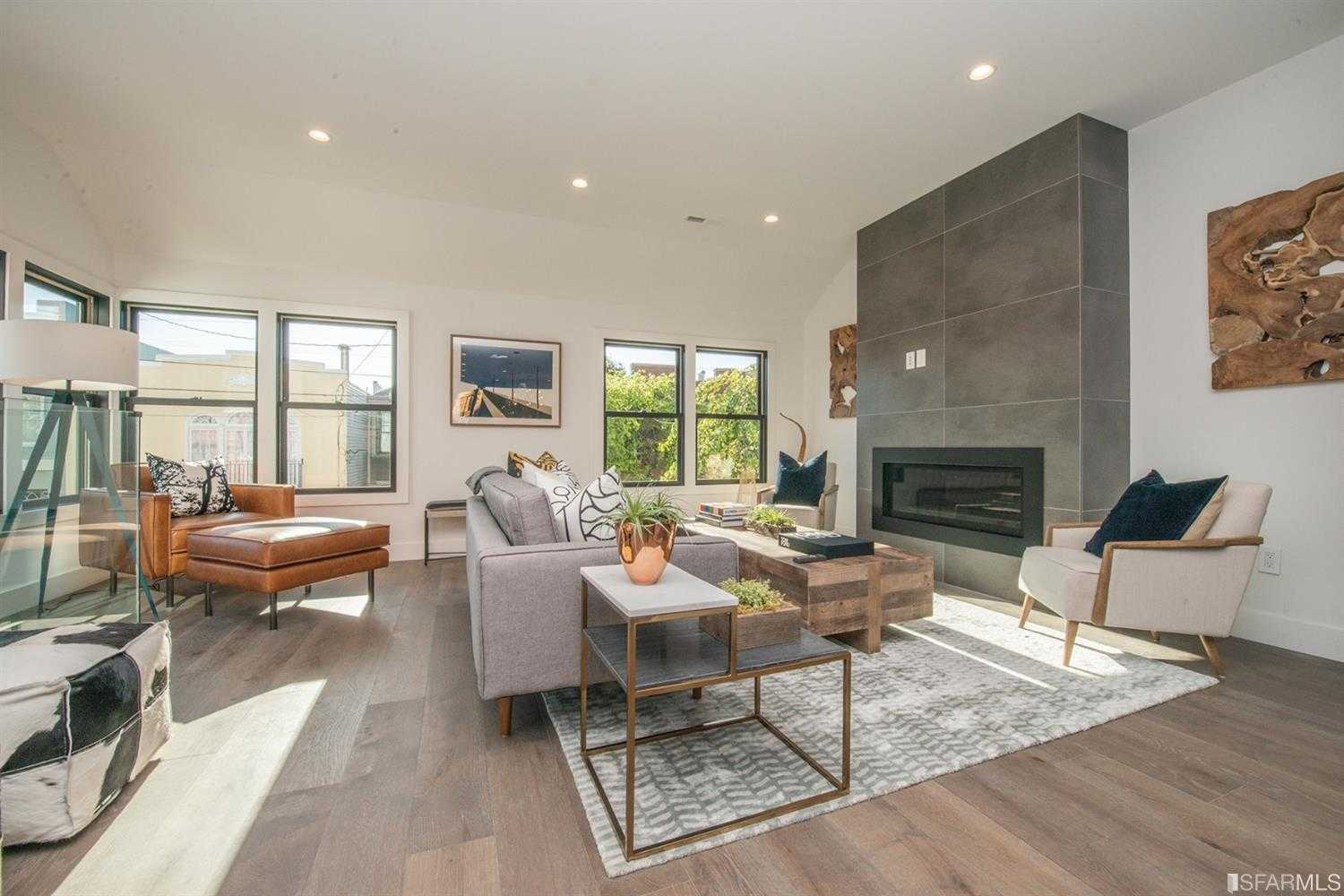 $2,699,000 - 3Br/4Ba -  for Sale in San Francisco