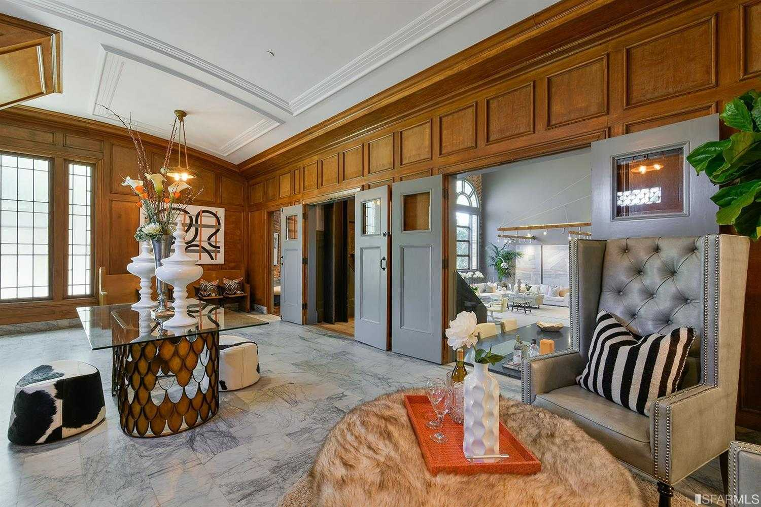 $5,995,000 - 3Br/3Ba -  for Sale in San Francisco