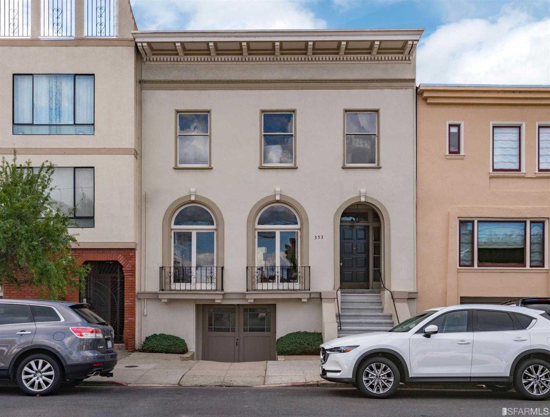 $2,195,000 - 4Br/3Ba -  for Sale in San Francisco