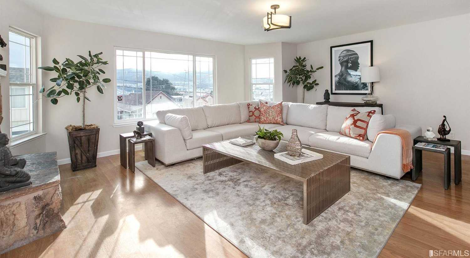 $1,195,000 - 3Br/3Ba -  for Sale in San Francisco