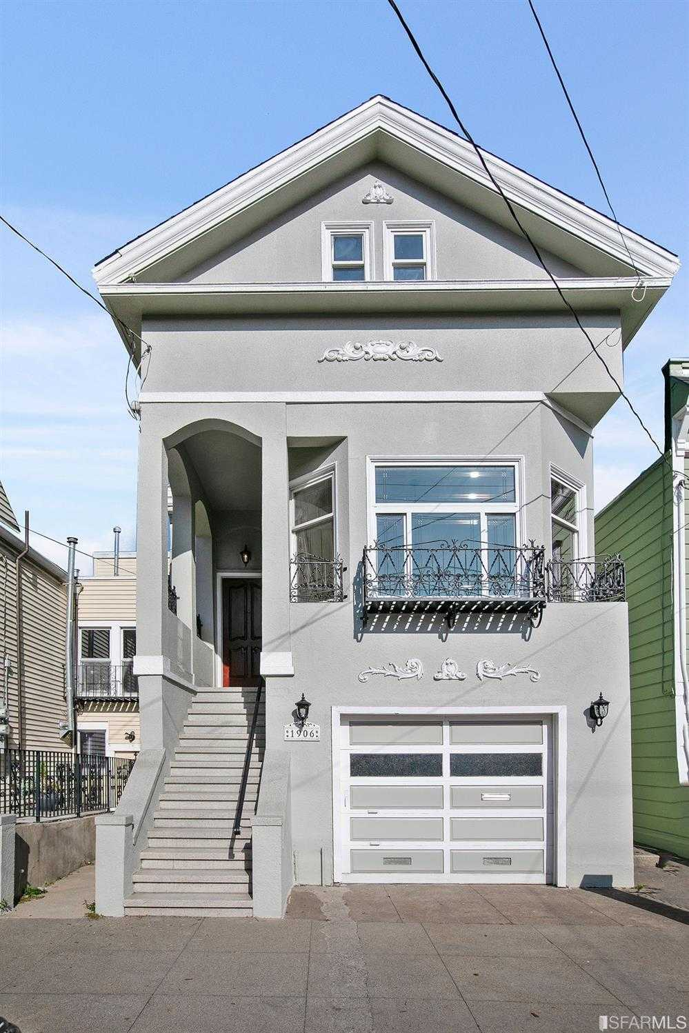 $2,995,000 - 4Br/2Ba -  for Sale in San Francisco